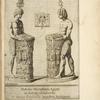 Habitus Hierophantae Agyptij in Adytis sacrificantis ex musaeo Leonardi Augustini Antiquarij.