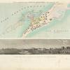 Planta topografica della città d'Alessandria, nella scala di 1:50.000; Veduta del porto nuovo d'Alessandria.