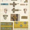 Antichità egiziane.