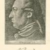 Friedrich Maximilian Klinger, 1752-1831.