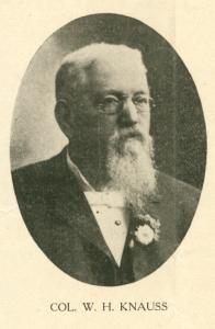 William H. Knauss.