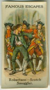 Roberston-Scotch smuggler.