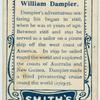 William Dampler.