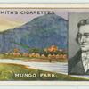 Mungo Park,