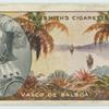 Vasco de Balboa.