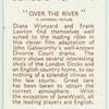 Over the river [Diana Wynyard and Frank Lawton]