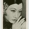 Anna May Wong.
