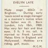 Evelyn Laye.