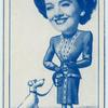"""Myrna Loy in """"The Thin Man Goes Home"""""""