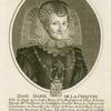 Dame Marie de La Chastre.