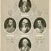 Lafayette, portraits, bust looking left.