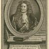 Jean de La Fontaine, 1621-1695.