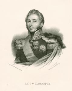 Jean-Maximilien Lamarque, comte, 1770-1832.
