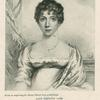 Lady Caroline Lamb, 1785-1828.