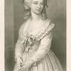 Marie Thérèse Louise de Savoie-Carignan, princesse de Lamballe, 1749-1792.