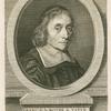 François de La Mothe Le Vayer, 1583-1672.