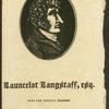 Launcelot Langstaff.