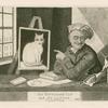 The favourite cat and de La-Tour painter