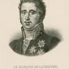 Le Marquis de Lauriston.