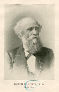 Joseph LeConte, 1823-1901.