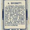 A. Bridgett