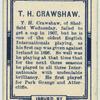 T. H. Crawshaw