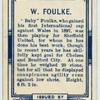 W. Foulke