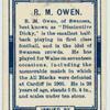 R. M. Owen