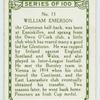 William Emberson