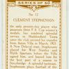 Clement Stephenson