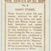 Harry Storer