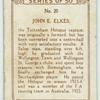 John E. Elkes