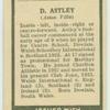 D. Astley.