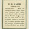 W. H. Warnes.
