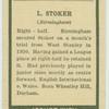 L. Stoker.