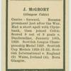 J. McGrory.