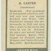 H. Carter.
