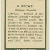 G. Brown.