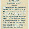 W. Weaver.