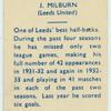 J. Milburn.