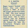 C.S. Bastin.