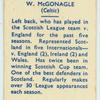 W. McGonagle.
