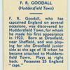 F.R. Goodall.