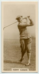 Harry Vardon.
