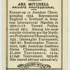 Abe Mitchell.