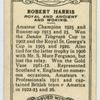 Robert Harris.