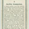 Archie Compston.