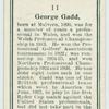 George Gadd.