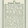 Arnaud Massy.