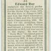 Edward Ray.
